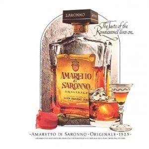 נוזל לסיגריה אלקטרונית - Amaretto