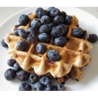 נוזל לסיגריה אלקטרונית - Blueberry Waffles