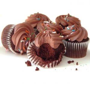 נוזל לסיגריה אלקטרונית - Chocolate cupcakes