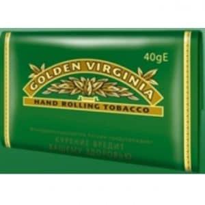 נוזל לסיגריה אלקטרונית - Golden Virginia