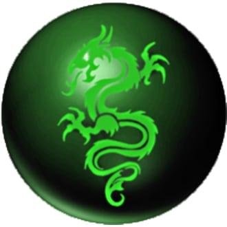נוזל מילוי לסיגריה אלקטרונית - Green dragon
