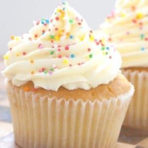 נוזל לסיגריה אלקטרונית - Vanilla Cupcakes