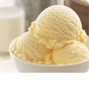 נוזל לסיגריה אלקטרונית - Vanilla Ice Cream