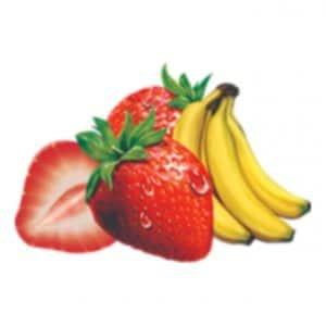 נוזל מילוי לסיגריה אלקטרונית - bananastraw
