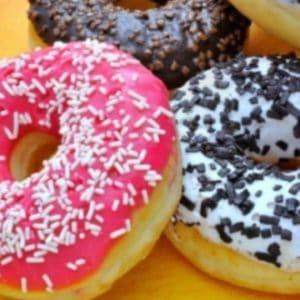 נוזל לסיגריה אלקטרונית - doughnuts