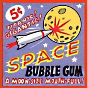 נוזל לסיגריה אלקטרונית - space gum