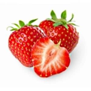 נוזל לסיגריה אלקטרונית - strawberries