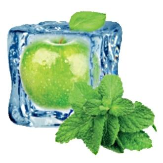 נוזל לסיגריה אלקטרונית - green ice