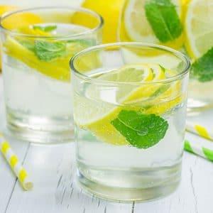 נוזל לסיגריה אלקטרונית – לימון מנטה
